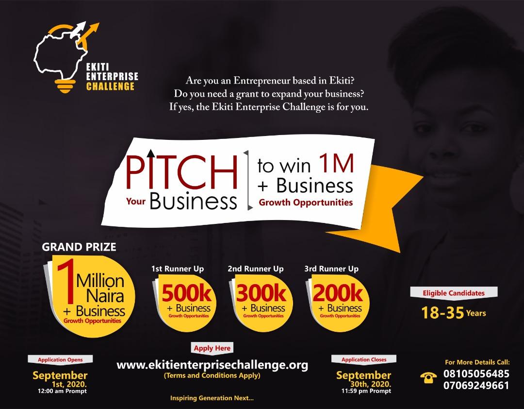 About Ekiti Enterprise Challenge